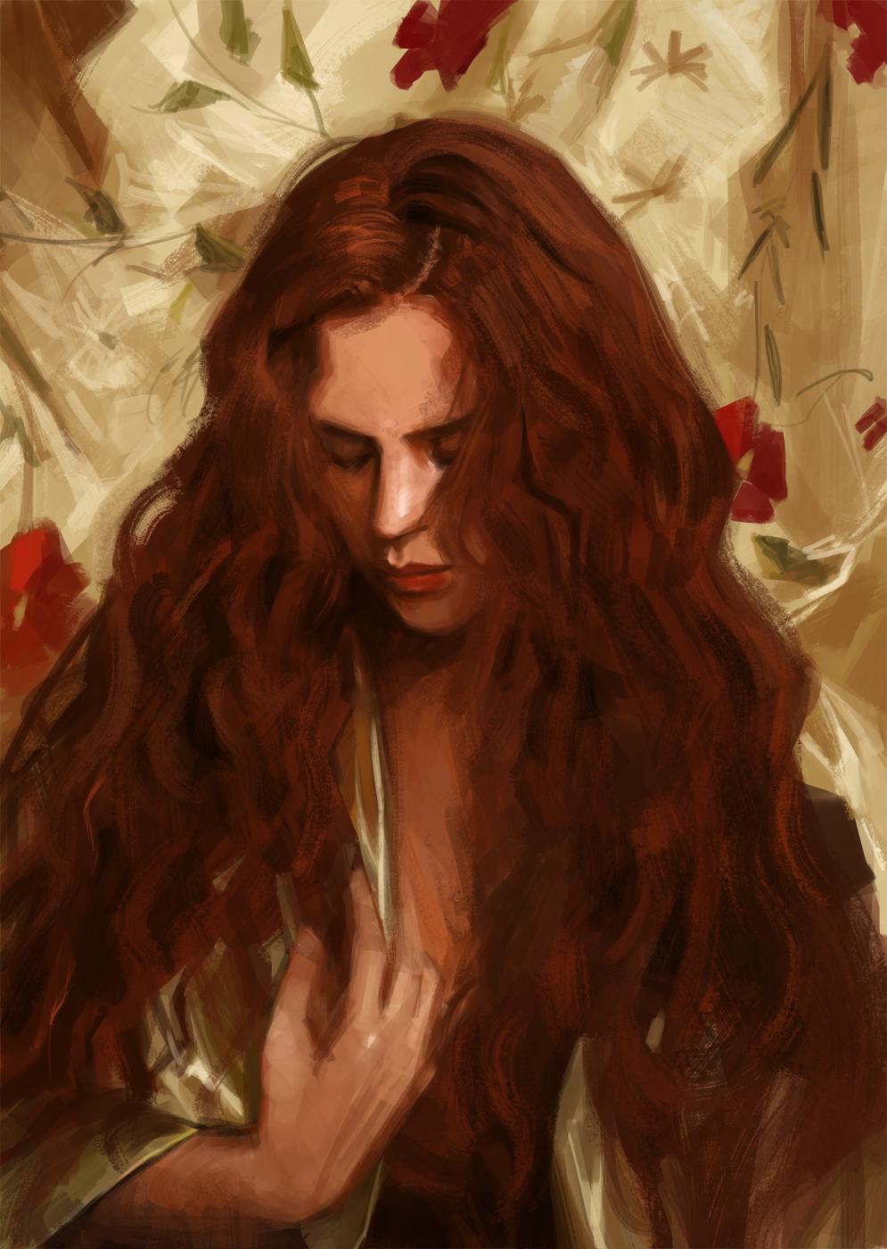 Portrait Study by rodmendez