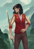Mulan by rodmendez