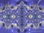 Blue quick fire by GeaAusten