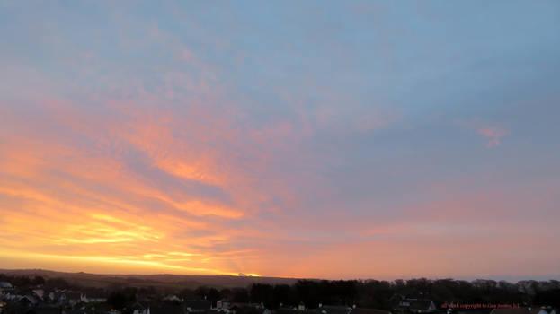 Dawn.......North Devon by GeaAusten