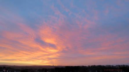 Dawn.......North Devon 2 by GeaAusten