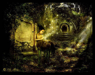 Magic melody by Lillucyka