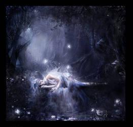 Moonlight fairy by Lillucyka
