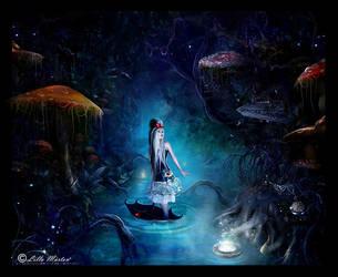 Somewhere in Wonderland by Lillucyka