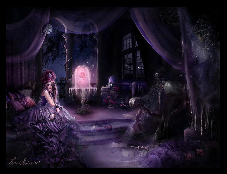 Waiting for my prince by Lillucyka