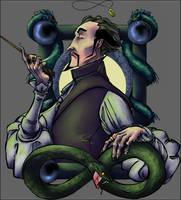 Makani's Magician: Salazar by MinorTechnicality