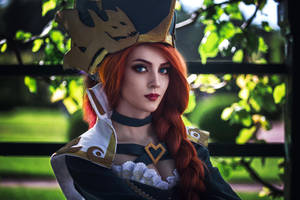 Captain Miss Fortune by Akunohako