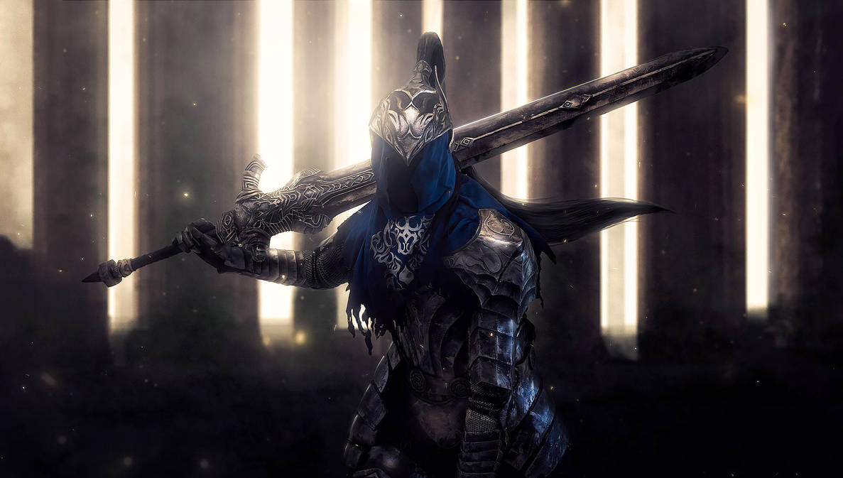 Artorias The Abyss Walker by Akunohako