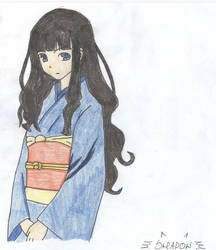 Anime Girl 29 by Shadow123Angel