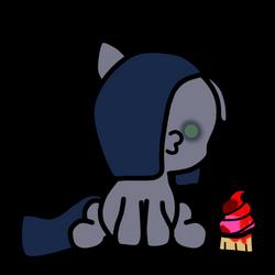 Minkie Pie (FANART) by DemonSpaceBoy