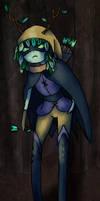 Huntress Wizard by kage-kunoichi