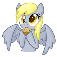 Derpy Hooves by TheCheeseburger