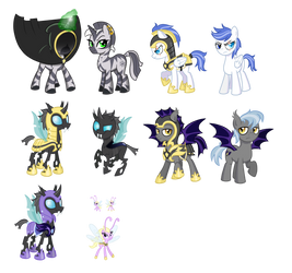 Equestria Royal Guards: Elite by TheCheeseburger