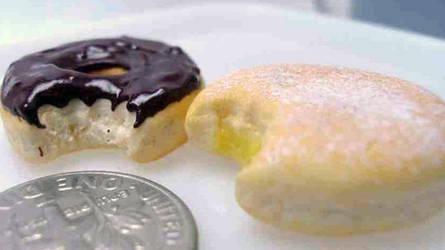 goldilocks donuts by Snowfern