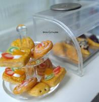 1 12 fruit danish - breadbox by Snowfern