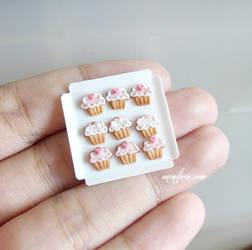 1-12 cupcake cookies personal by Snowfern