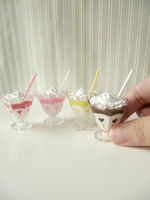 1:3 scale Heart-themed Milkshakes by Snowfern
