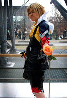Tidus Cosplay by zahnpasta