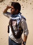 Nathan Drake Cosplay - Oh no chateau by zahnpasta