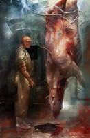 Butcher by taitsu22