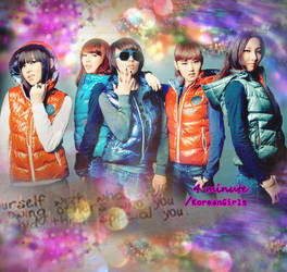 4 minute by SujuSaranghae