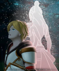 I'll always be here for you, Jaune. by lt-design