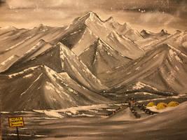 Everest base camp by Davethepioneer