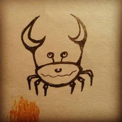 krabby by MusicAndArtItsMyLife