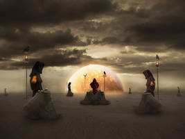 7 Deadly Priests by JonKoomp