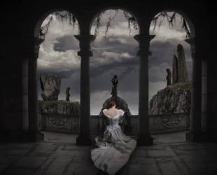 Praying to the Master by JonKoomp