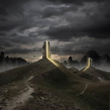 Journey Men III: Nicoli Crossing by JonKoomp