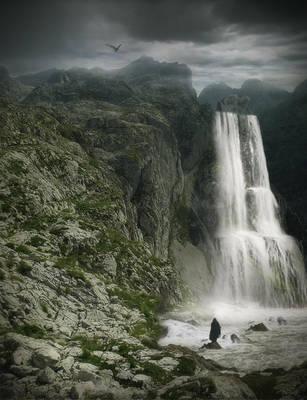 The Watchers Home by JonKoomp