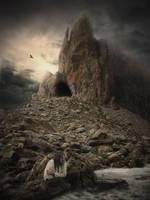 Lost Ashore by JonKoomp