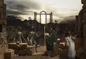 The Return III: The Final Gold Exchange by JonKoomp