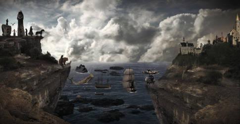 Judgement Cometh II: The Love Story Fairytale by JonKoomp