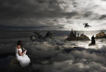 Kingdom of the Dragons by JonKoomp