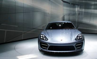 Porsche Autosalon '12 by La-V