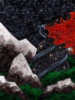 Under siege by MisterRobertson