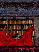 Forbidden books by MisterRobertson