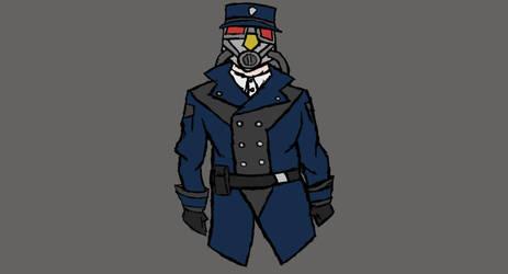 Nightwatch Officer by inda26