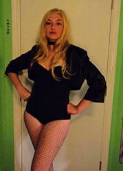 Black Canary by animedreamgirl121