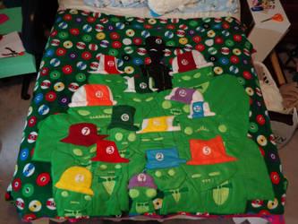 The Felt Blanket by animedreamgirl121