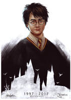 Harry Potter - 20 Years of Magic by AngieParadiseeker