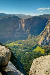 Yosemite Valley by Arai-Foto