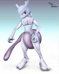 MewTwo by Starshadow76