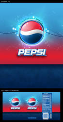 Pepsi Can by SystemOverload
