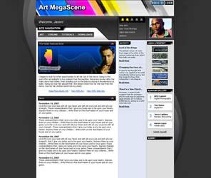 Art MegaScene by SystemOverload