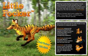 Your New Friend: Little Focker by Nickovatus