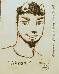 Vikram by CopperSphinx