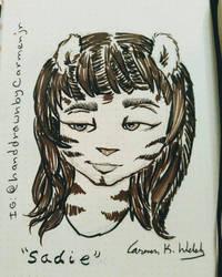 Sadie by CopperSphinx